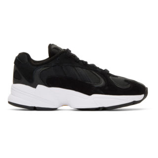 adidas Originals Black Yung-1 Sneakers