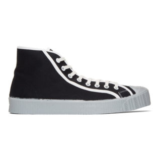 Spalwart Black Special Mid GS Sneakers
