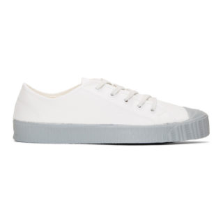 Spalwart White Special Low GS Sneakers