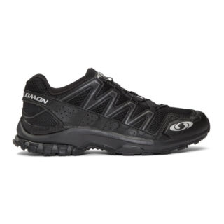 Salomon Black Limited Edition XA-Comp ADV Sneakers