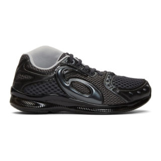 Kiko Kostadinov Grey Asics Edition GEL-Sokat Infinity Sneakers
