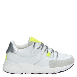 PS Poelman dad sneakers wit