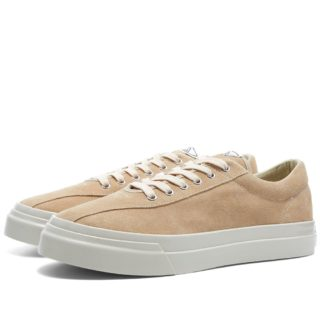 Stepney Workers Club Dellow Suede Sneaker (Neutrals)