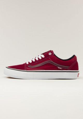 Vans Old Skool Pro - Rumba Red/True Whi