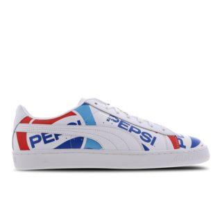 Puma Basket X Pepsi - Heren Schoenen - 368345-02