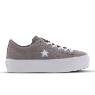 Converse One Star Low Platform - Dames Schoenen - 563870C