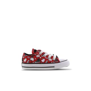 Converse Chuck Taylor All Star X Hello Kitty Low - Baby Schoenen - 763915C