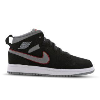 Jordan 1 Mid – voorschools Schoenen