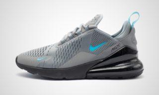 Air Max 270 (Grijs/cyan) Sneaker