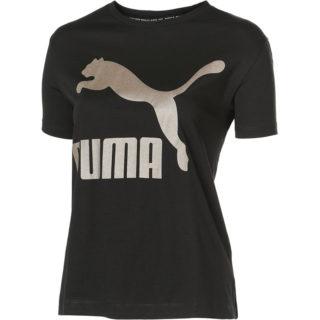 Puma Classics Logo Tee - Dames