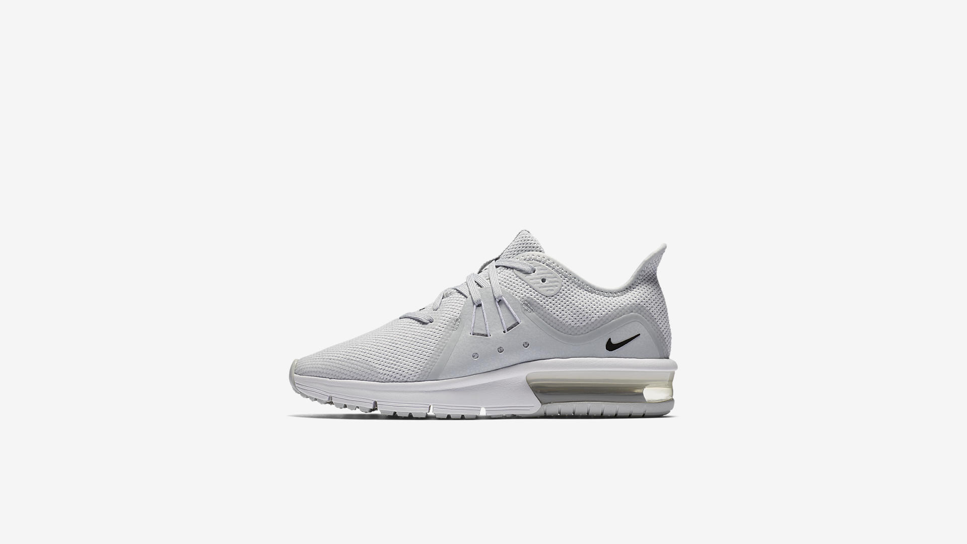 ccb38895755 Nike Air Max Sequent 3 Kinderschoen - Zilver   922884-005   Nike