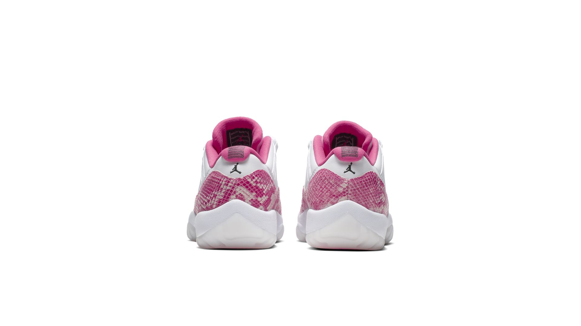 Air Jordan 11 Low WMNS 'Pink Snakeskin' (AH7860-106)