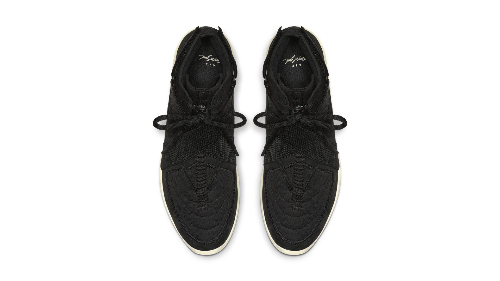 Nike Air Fear Of God Raid 'Black' (AT8087-002)