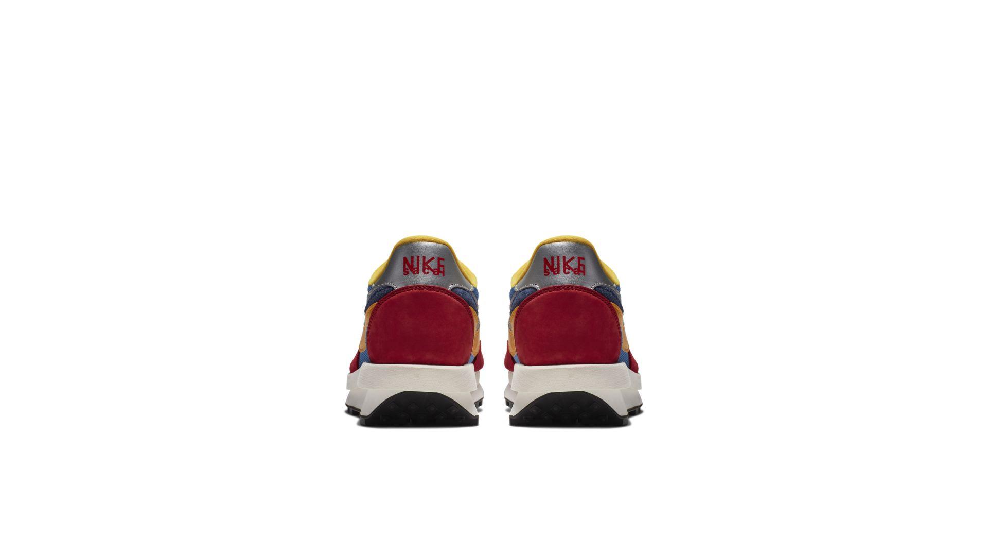 Sacai X Nike LDV Waffle 'Varsity Blue' (BV0073-400)