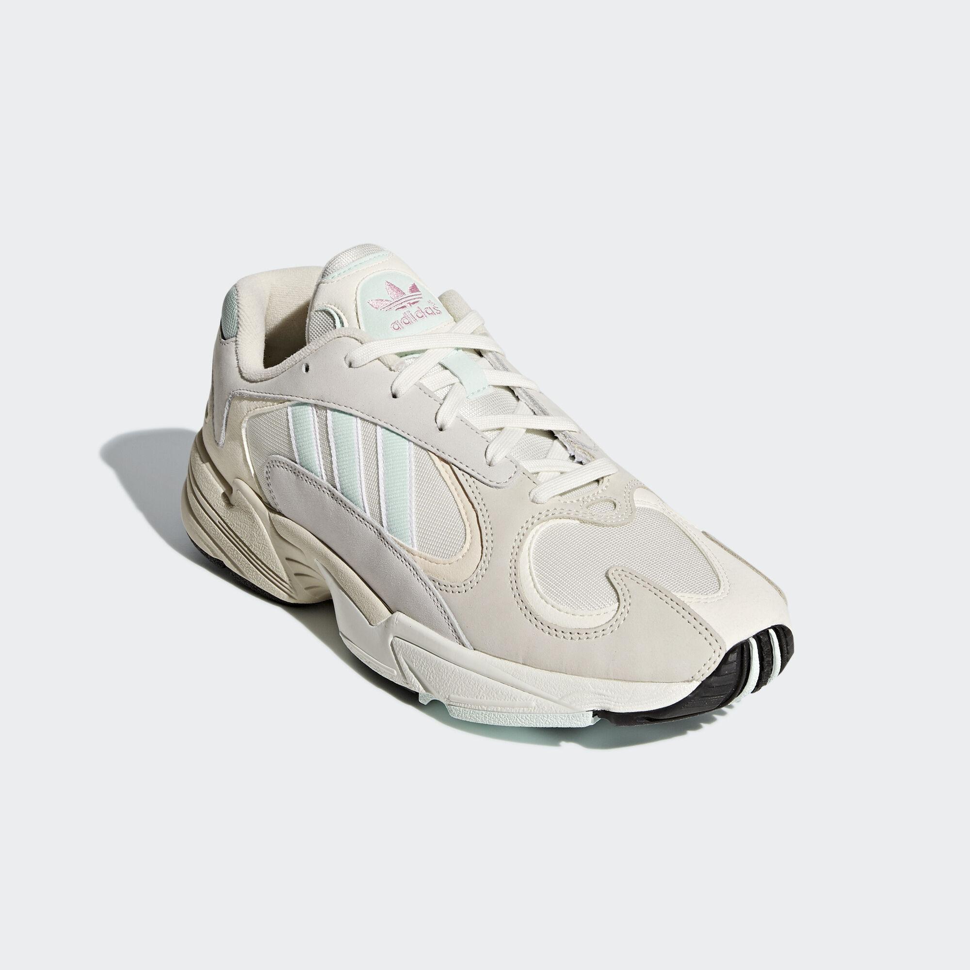 Adidas Yung-1 Beige / Ice Mint / Ecru Tint (CG7118)
