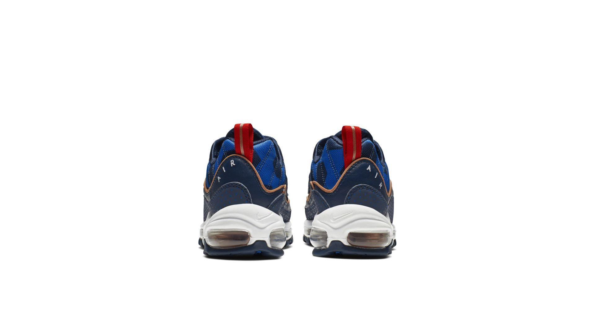 Nike Air Max 98 Premium 'Blue' (CI9105-400)