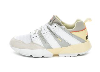 adidas EQT Cushion 2 (Easy Yellow / Ftwr White / Grey Two)