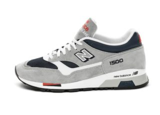 New Balance M1500GNW *Made In England* (Grey / Navy)