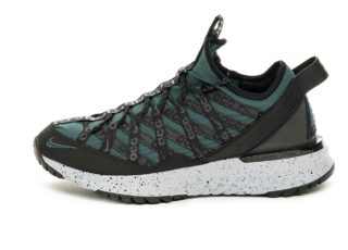 Nike ACG React Terra Gobe (Deep Jungle / Black - Wolf Grey)