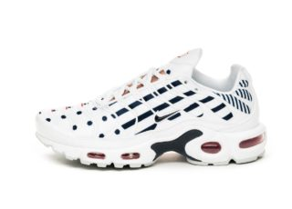 Nike Wmns Air Max Plus TN *Unité Totale* (White / Midnight Navy - Met