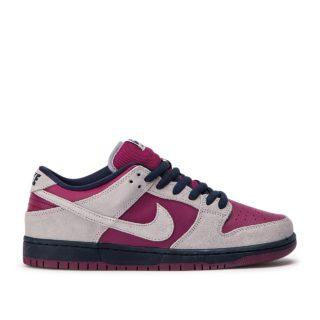 Nike SB Dunk Low Pro (rood/grijs)