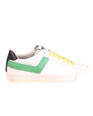 Pony Sneakers 634b topstar wit