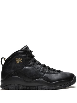 Jordan Air Jordan Retro 10 sneakers - Zwart