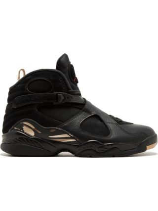Jordan Air Jordan 8 Retro OVO sneakers - Zwart