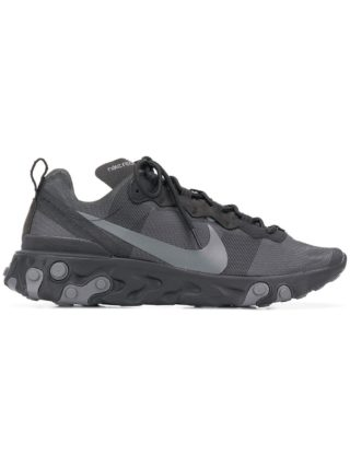 Nike React Element 55 sneakers - Zwart