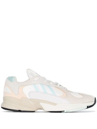 Adidas Yung-1 low-top sneakers - Nude