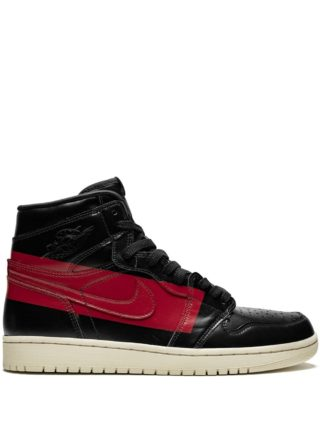 Jordan Air Jordan 1 High OG Defiant sneakers - Zwart