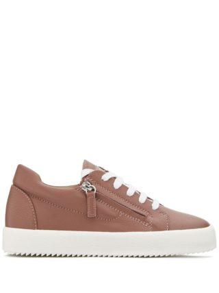 Giuseppe Zanotti Addy sneakers - Roze