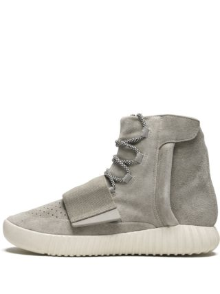 Adidas X Yeezy 750 Boost high-top sneakers - Grijs