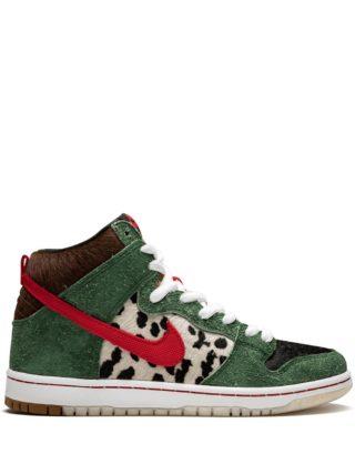 Nike Sb Zoom Dunk High Pro Qs sneakers - Groen