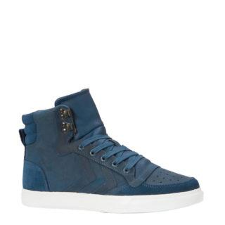 hummel Stadil Winter sneakers donkerblauw (blauw)