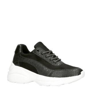 Lost Ink chunky sneakers zwart (zwart)