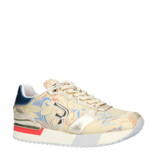 REPLAY sneakers goud/blauw (goud)
