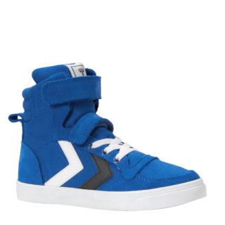 hummel Slimmer Stadil High sneakers kobaltblauw (blauw)