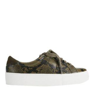 Parfois Snake Khaki sneakers (groen)