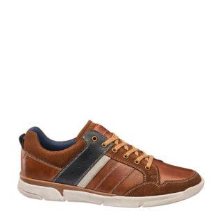 AM SHOE leren sneakers bruin (bruin)