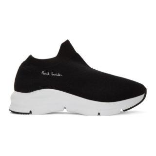 Paul Smith Black Pop Sneakers