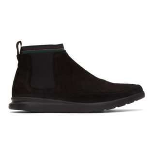 PS by Paul Smith Black Acosta Sneakers