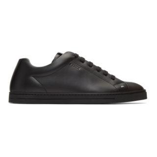 Fendi Black Mini Bag Bugs Sneakers