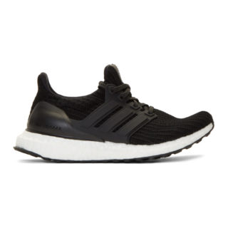adidas Originals Black UltraBOOST Sneakers