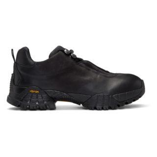 1017 ALYX 9SM Black Hiking Sneakers