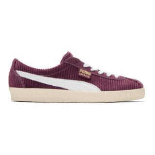 Harmony Burgundy Puma Edition Crack CC Sneakers