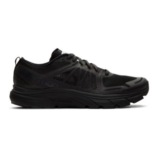 Satisfy Black Salomon Edition Sonic RA Max Sneakers
