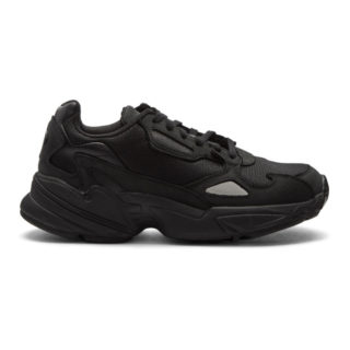adidas Originals Black Falcon Sneakers
