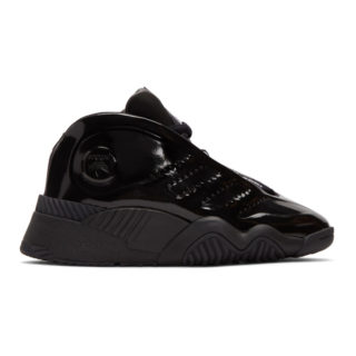 adidas Originals by Alexander Wang Black Futureshell Sneakers