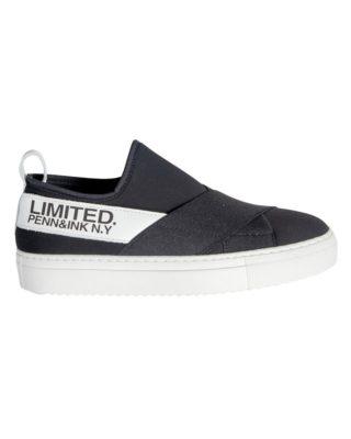 Penn & Ink Sneakers s19j001 zwart